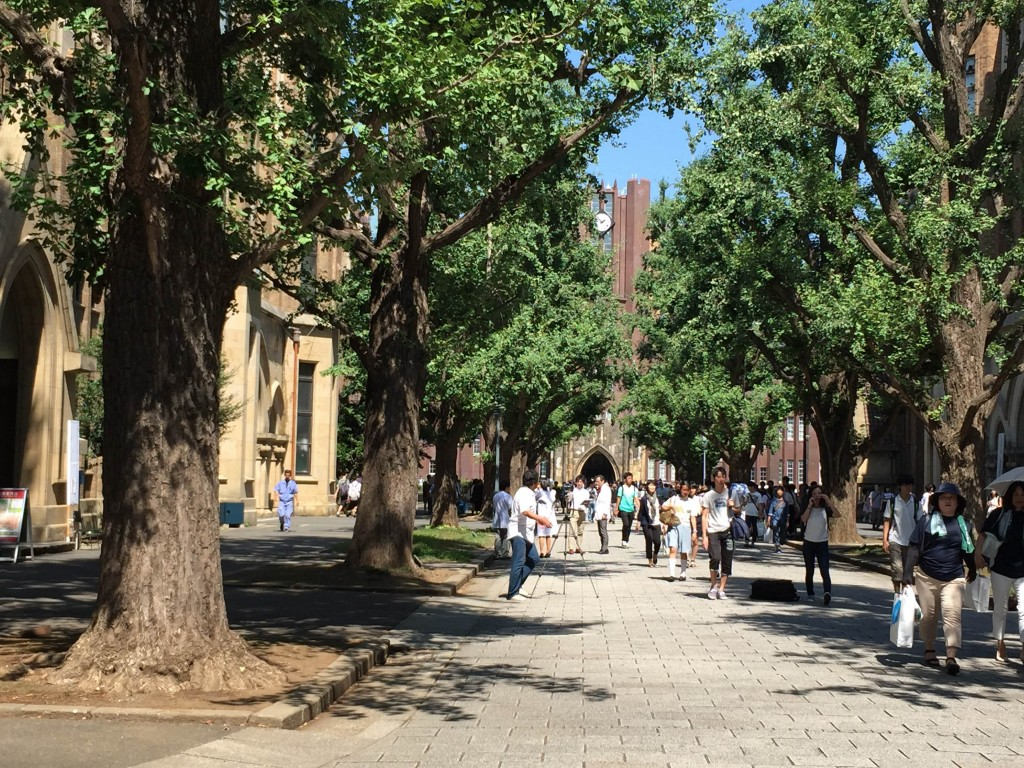 オープンキャンパス写真