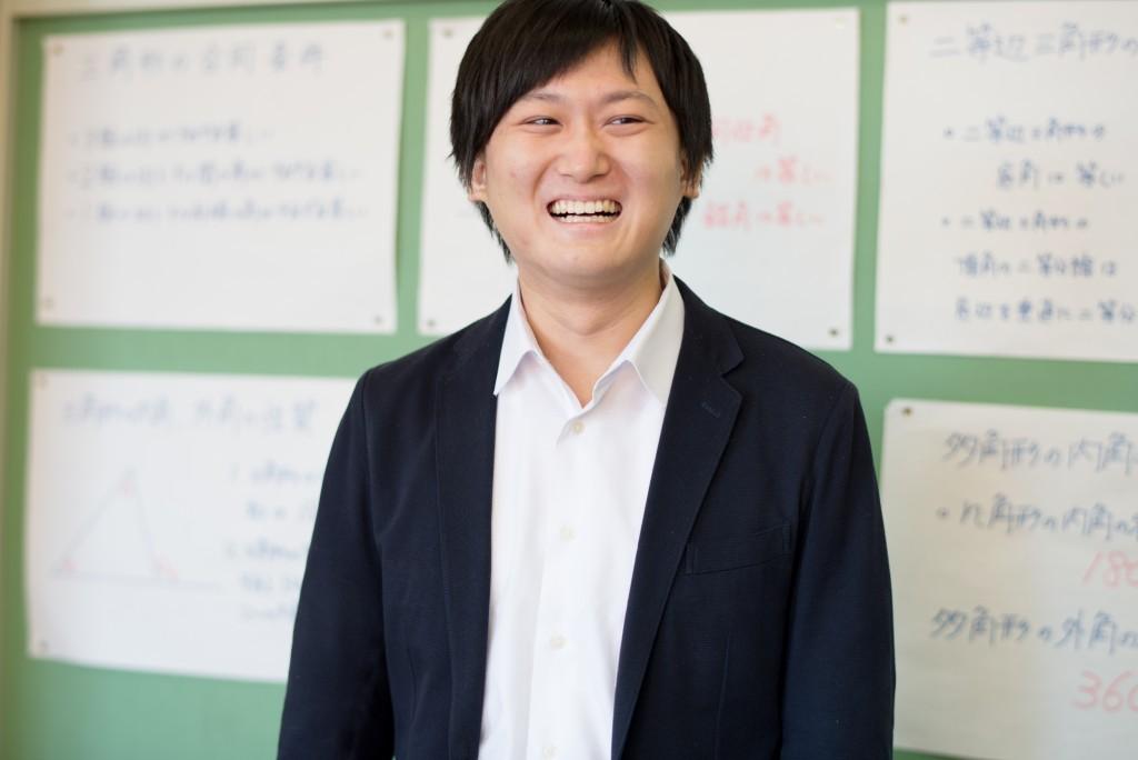 Learning for All代表理事・李炯植(りひょんしぎ)さん