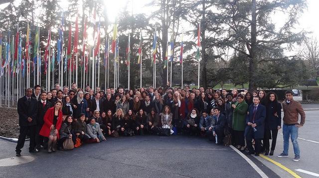 日比SOAS UN study tour