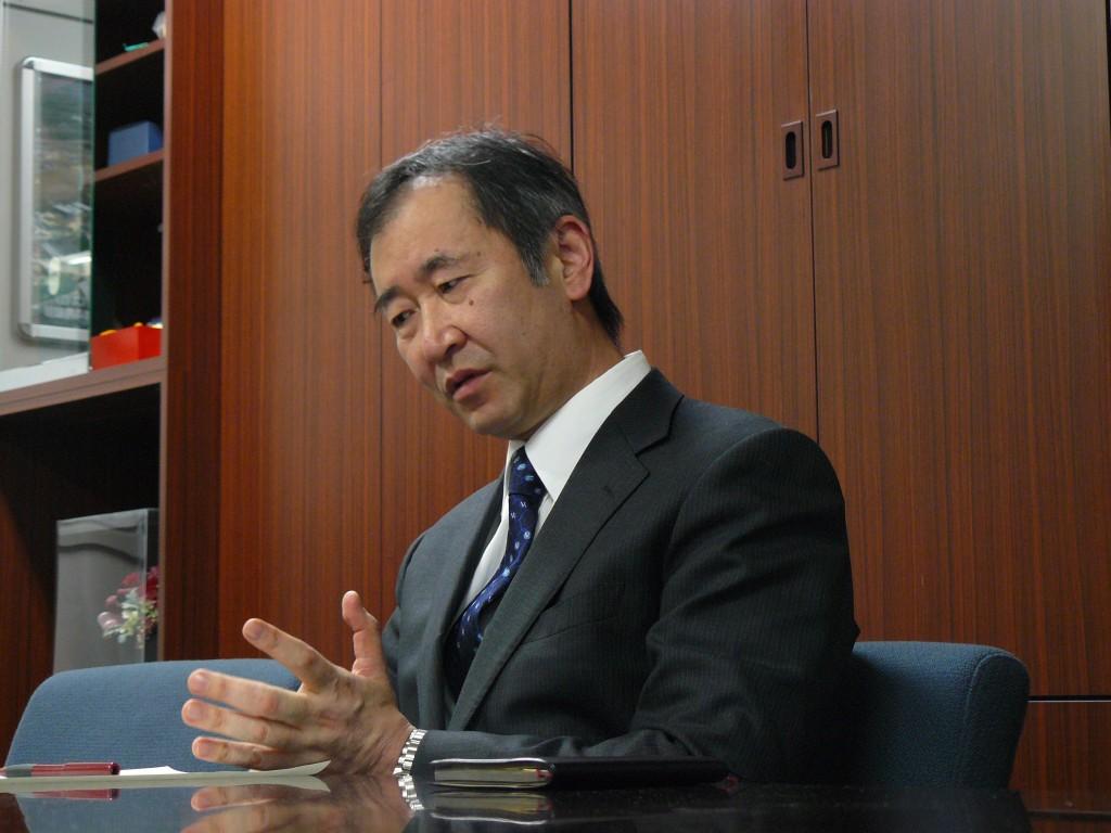 梶田教授写真