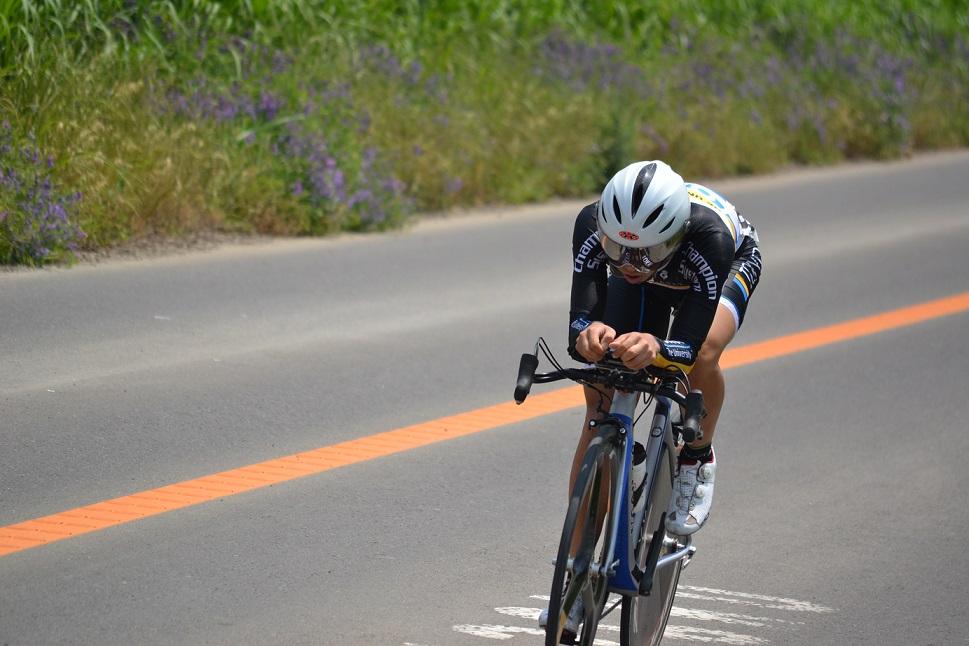 写真は自転車部競技班提供
