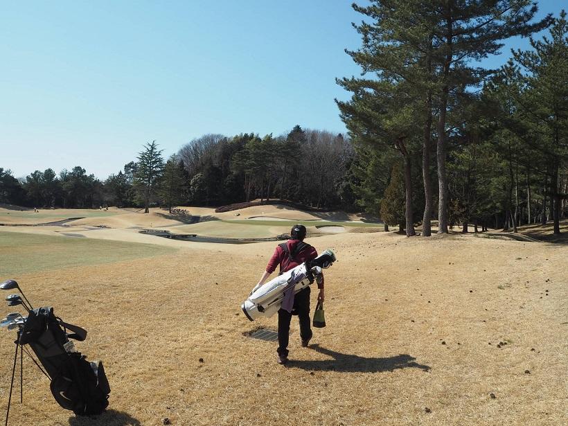 写真はゴルフ部提供