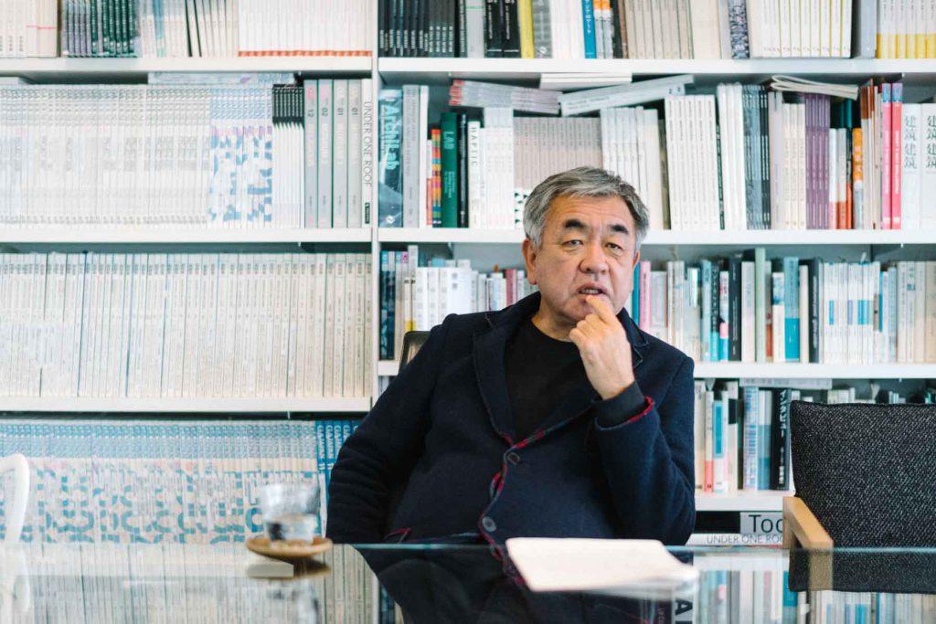 建築家・隈研吾教授が振り返る東大での教員生活【退職記念インタビュー前編】