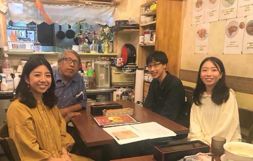 「リトルヤンゴン」を学ぶ ディープでおいしい高田馬場のミャンマー料理店の数々